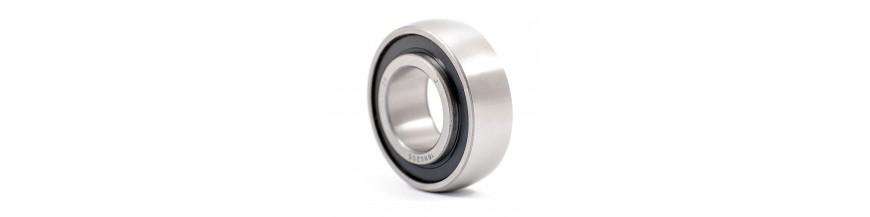 Self-aligning ball bearings+bushing