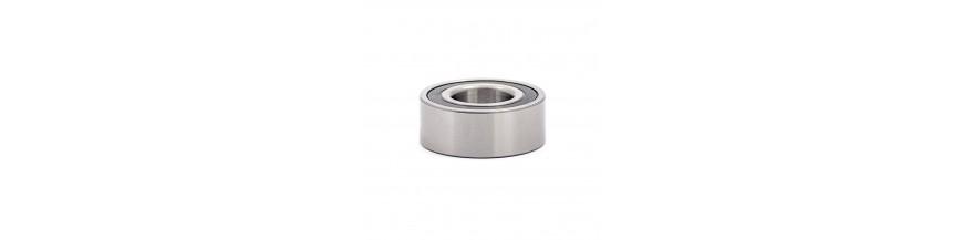 Double row angular contact bearing